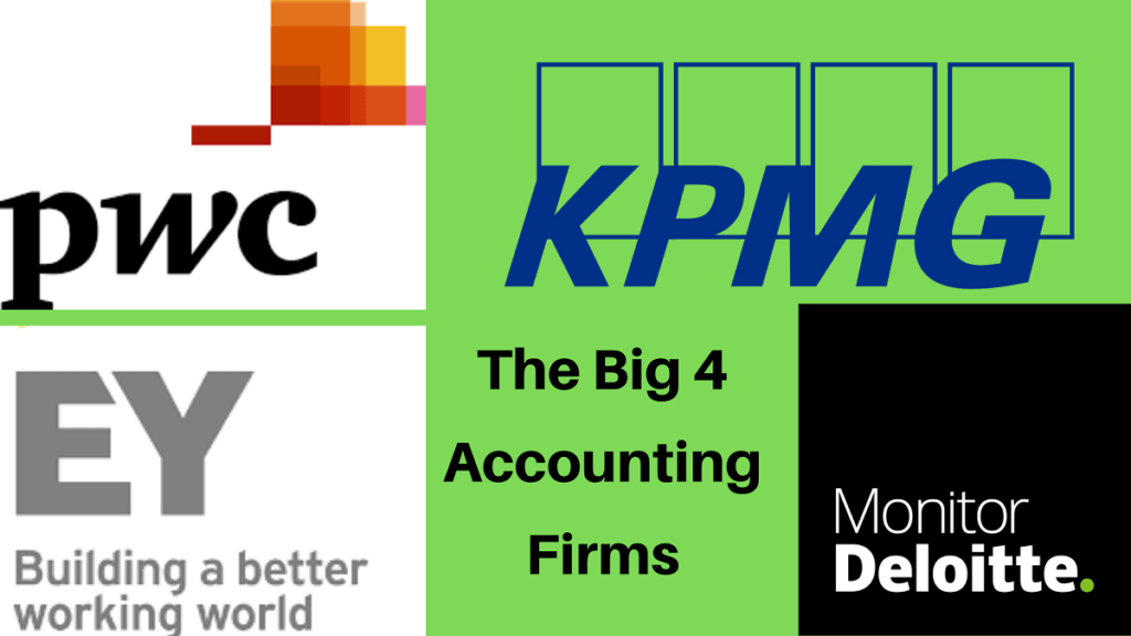 The Big 4 Accounting Firms