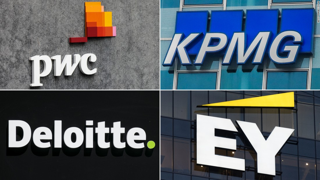 Who Are The Big Four Accounting Firms?