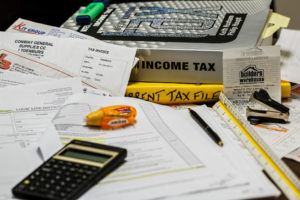 Tax and Bookkeeping