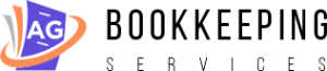 AG Bookkeeping Services Full Logo